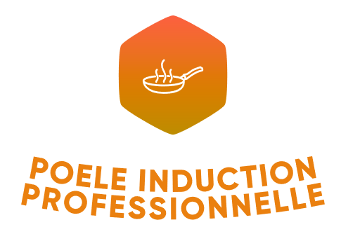 Poele induction professionnelle